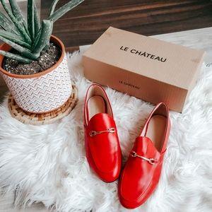 NIB Le Château loafers